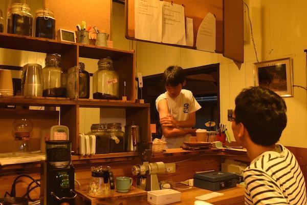 「book cafe kuju」