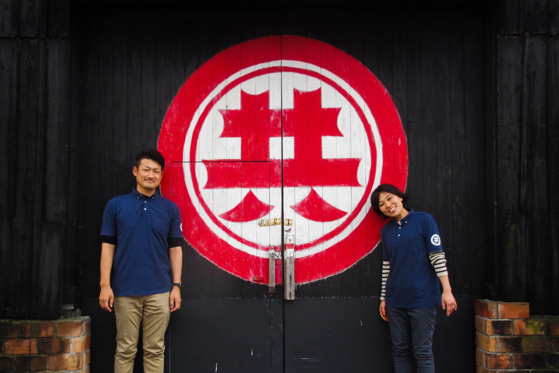 左:竹中 栄嗣さん / 右:竹中 佳生子さん