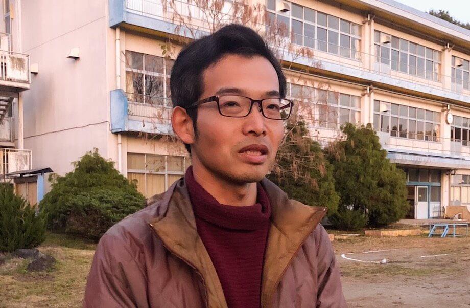 高萩 和彦 氏 チャレンジしろさと 代表 / 1980年茨城県日立市生まれ。県外で鉄鋼会社に勤務の後、一念発起して城里町で新規就農。2016年からはチャレンジしろさとの代表を務め、地域づくりの活動を行なっている。