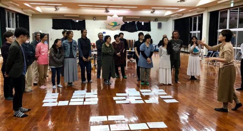 うるま市で実施した「ナリワイプロジェクト勉強会」の様子