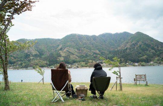 """ぜひ山梨県富士吉田市で、""""よく働き、よく遊ぶ"""" を体感しにきてください!"""