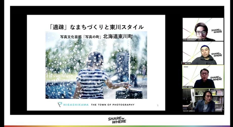 写真上から3番目> 菊地 伸(Kikuchi Shin)氏 北海道東川町役場 東川スタイル課課長/ 人口8000人ほどの町である東川町役場の職員で、ふるさと納税等を担当する「東川スタイル課」で課長を務める。一般的なふるさと納税と違い、ふるさと納税の寄付を「投資」と捉え、寄付者が参加する「株主総会」を通じ町づくりに参加してもらうユニークな取り組みが話題に。2016年には北海道東川町の全貌に迫る「東川スタイル」(産学社)が発売される。